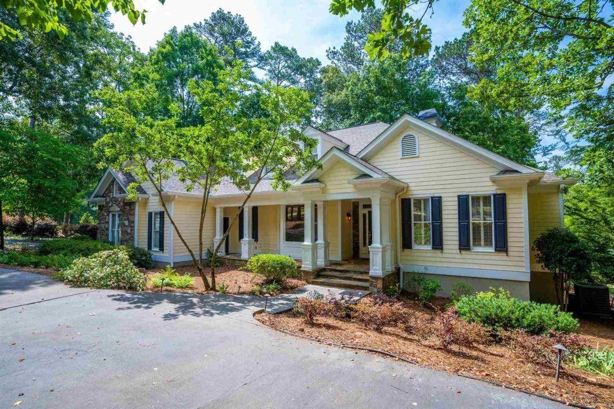 1110 Liberty Bluff Road, Greensboro, GA 30642 - MLS#: 8991827
