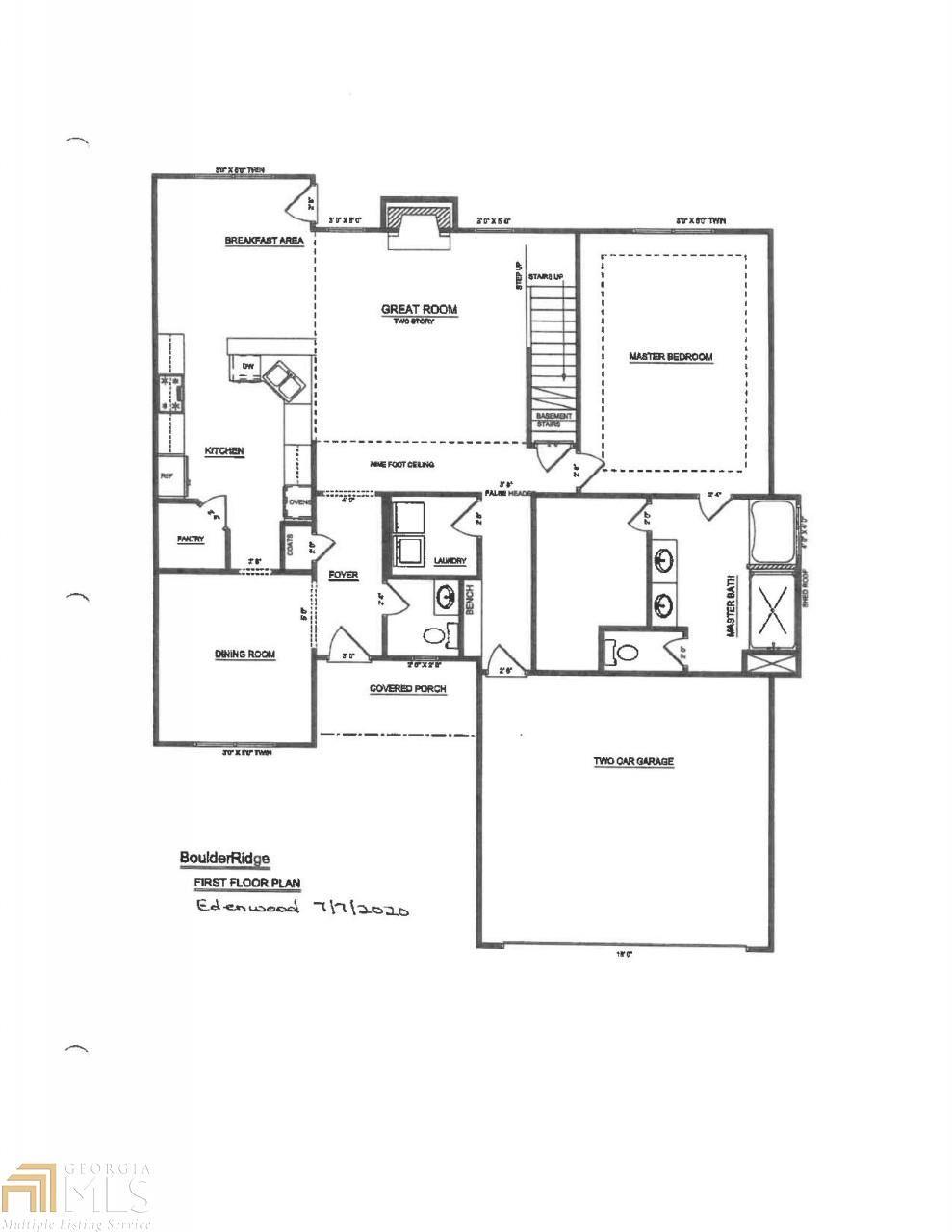 153 Sparkleberry Ln, Dallas, GA 30132 - MLS#: 8841828