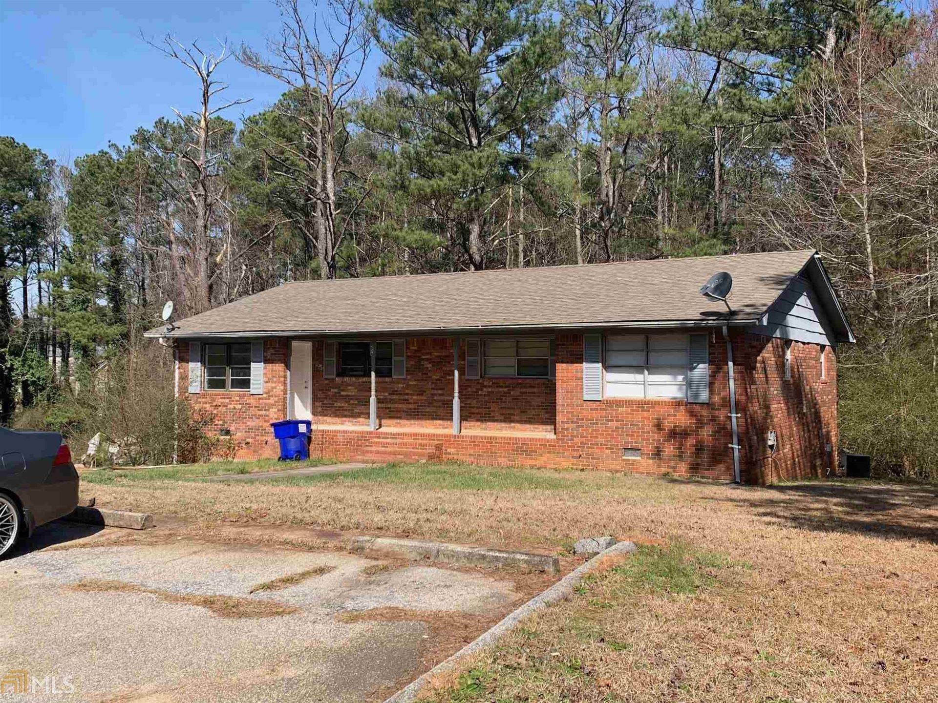 25 Fox Hall Dr, Douglasville, GA 30135 - #: 8743829