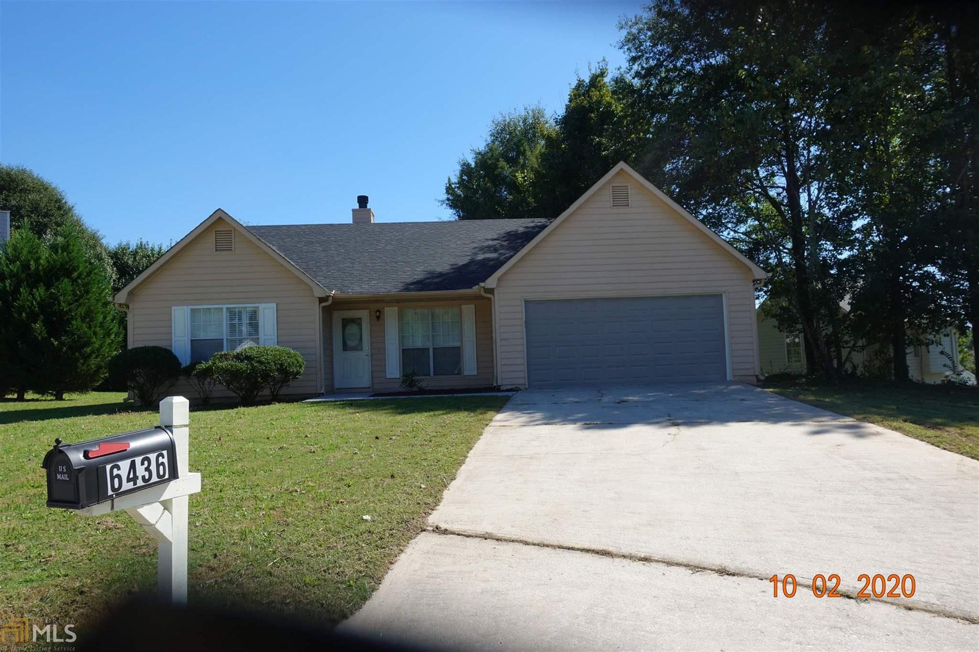 6436 Pine Bark Ct, Morrow, GA 30260 - MLS#: 8868836