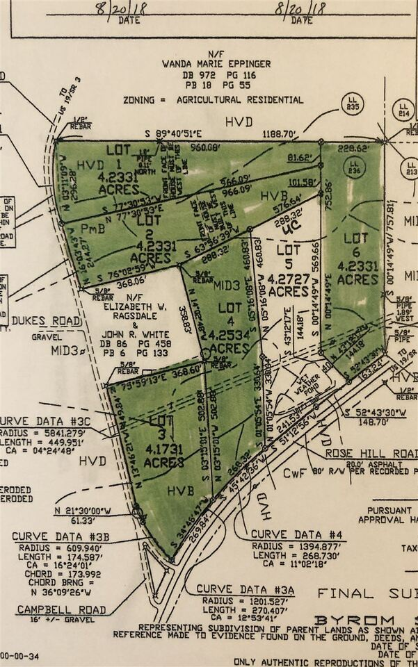 Lot 2 Campbell Rd, Meansville, GA 30256 - #: 8786840
