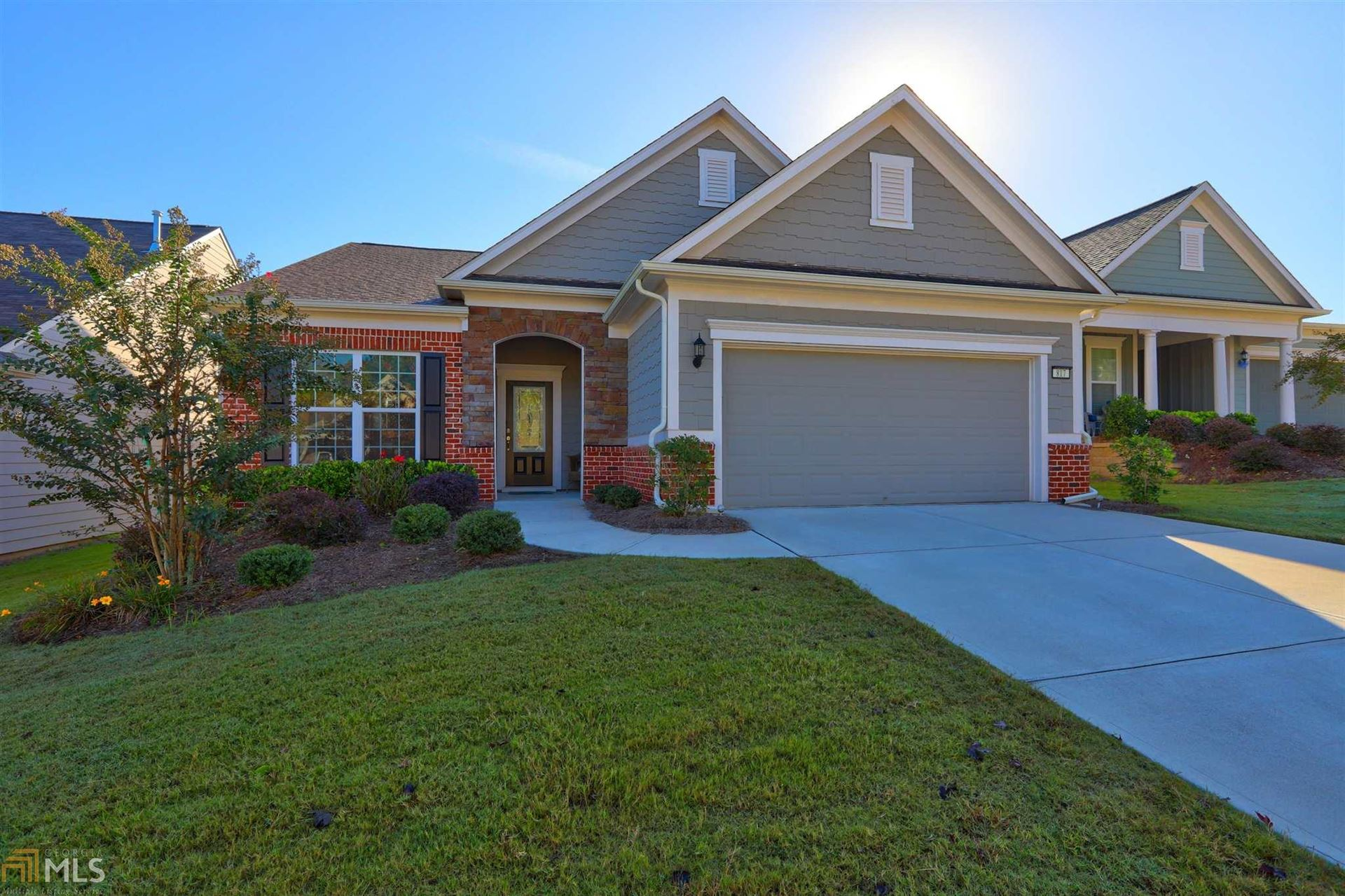 817 Firefly Ct, Griffin, GA 30223 - MLS#: 8875843