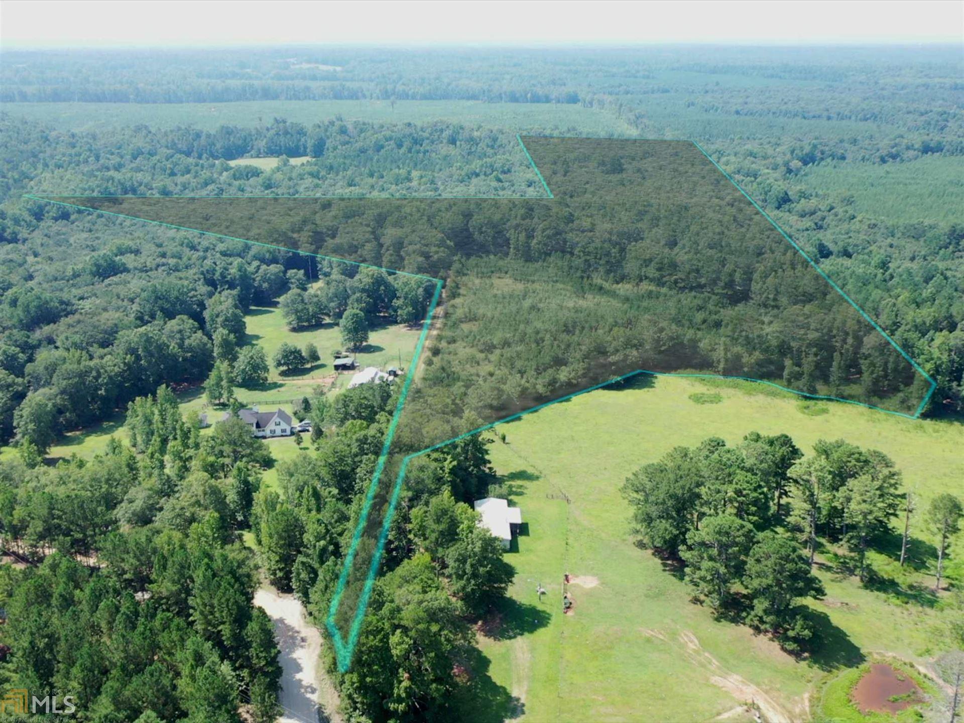 0 Wood Creek Rd, Williamson, GA 30292 - MLS#: 8881844