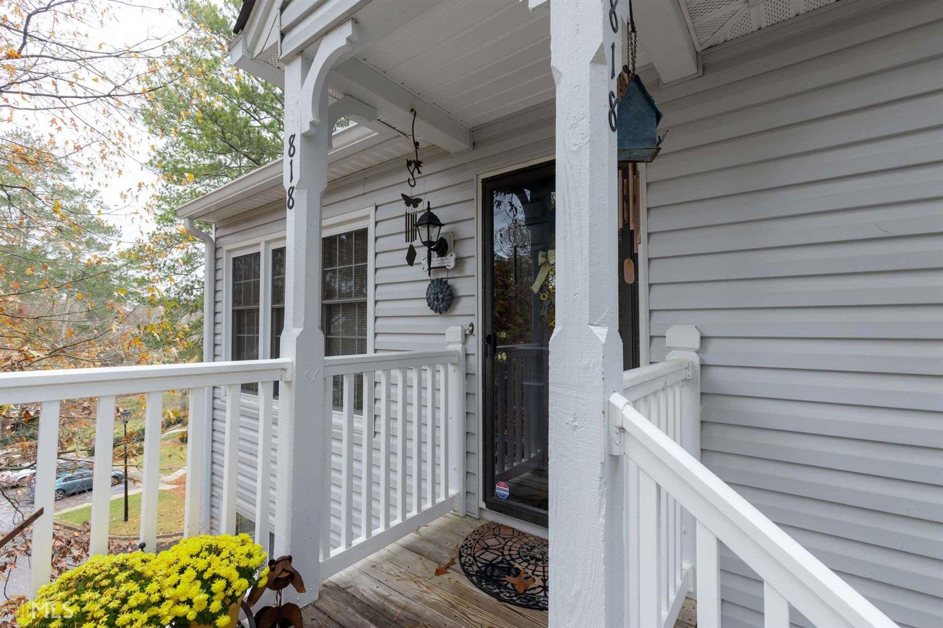 818 Sentinel Ridge, Marietta, GA 30064 - MLS#: 8905846
