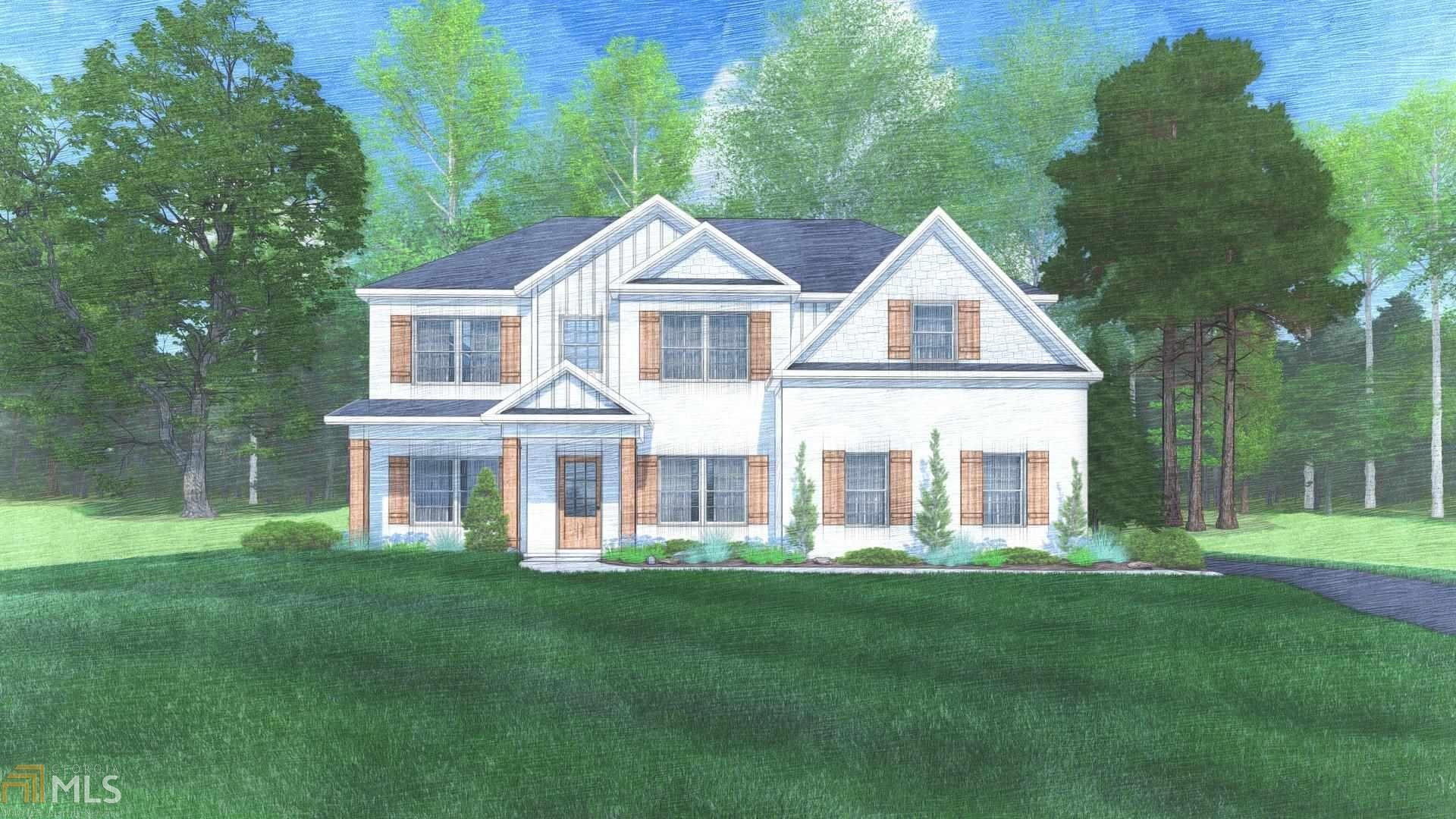 21 Northgate Estates Dr, Palmetto, GA 30268 - #: 8945846