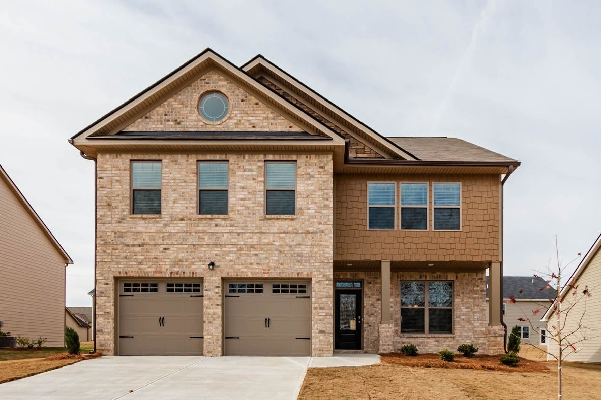 1267 Brookstone Cir, Conyers, GA 30012 - MLS#: 8884847