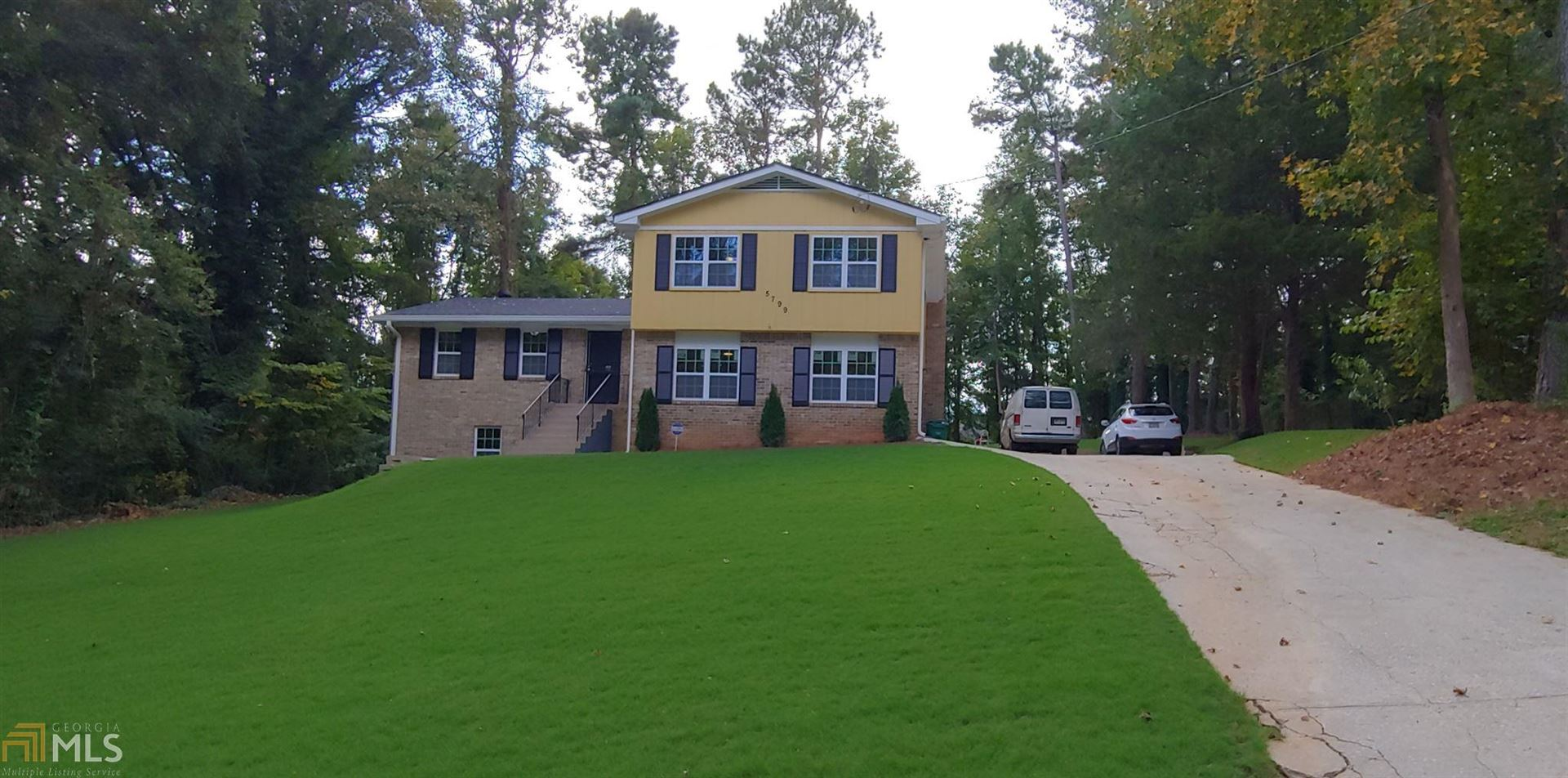 5799 Simone Dr, Stone Mountain, GA 30087 - #: 8957861