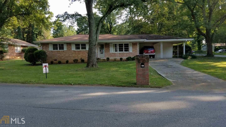 433 Parkwood Way, Jonesboro, GA 30236 - #: 8852865