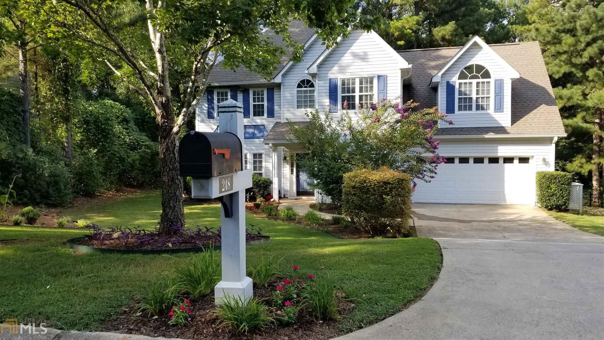 248 Terrane Ridge, Peachtree City, GA 30269 - #: 8833868