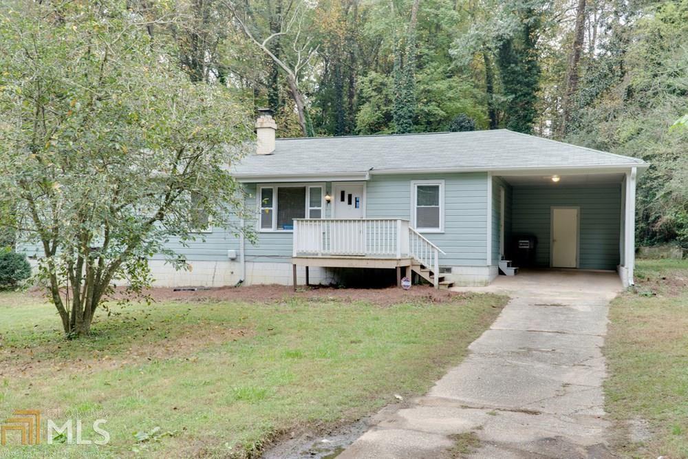 6025 Blackhawk Trail, Mableton, GA 30126 - MLS#: 8880873