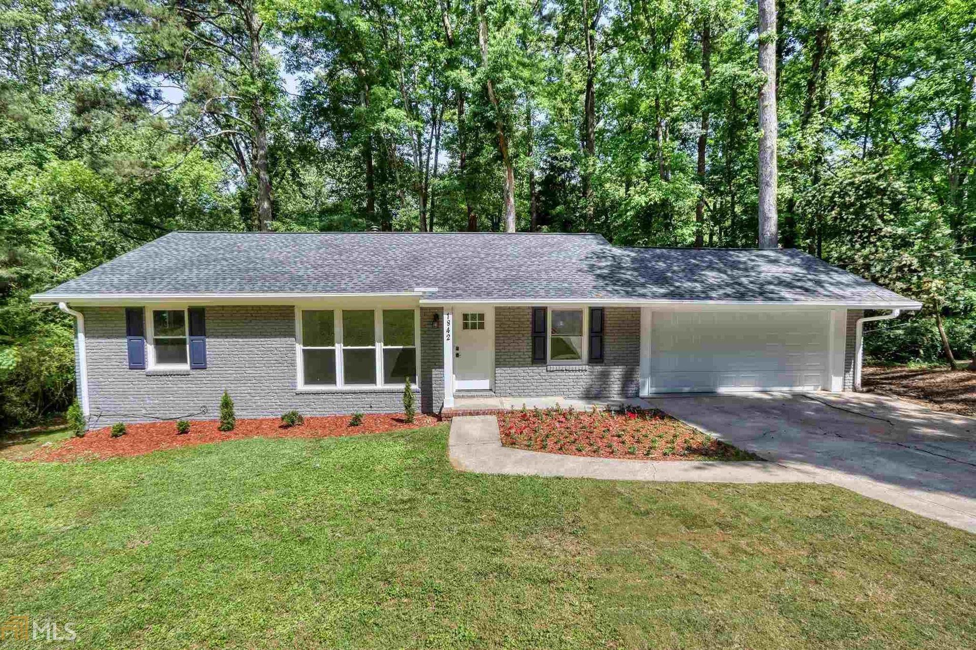 1842 Winchester Trl, Atlanta, GA 30341 - MLS#: 8979876
