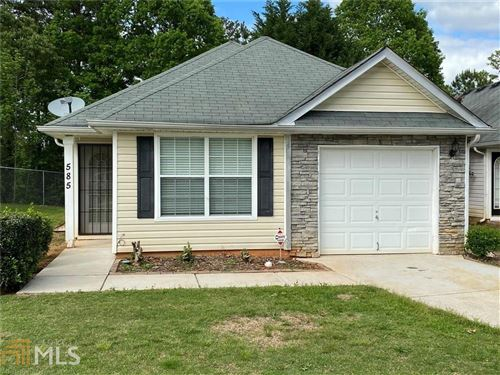 Photo of 585 Barshay Drive, Covington, GA 30016 (MLS # 8932878)