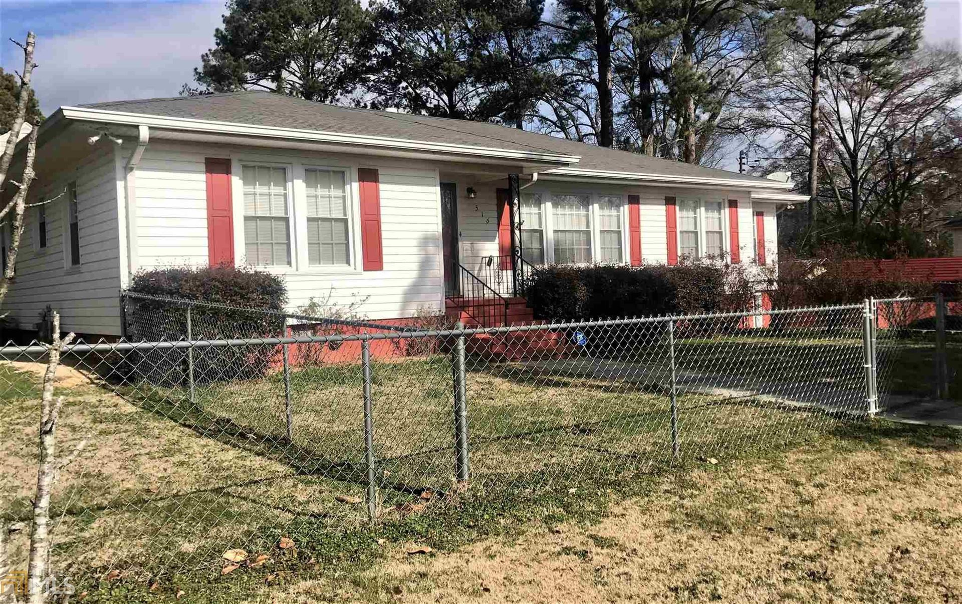 516 W Girard, Cedartown, GA 30125 - #: 8917886