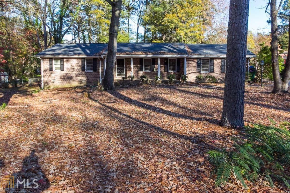 1624 Rhonda Ln, Stone Mountain, GA 30087 - MLS#: 8896891