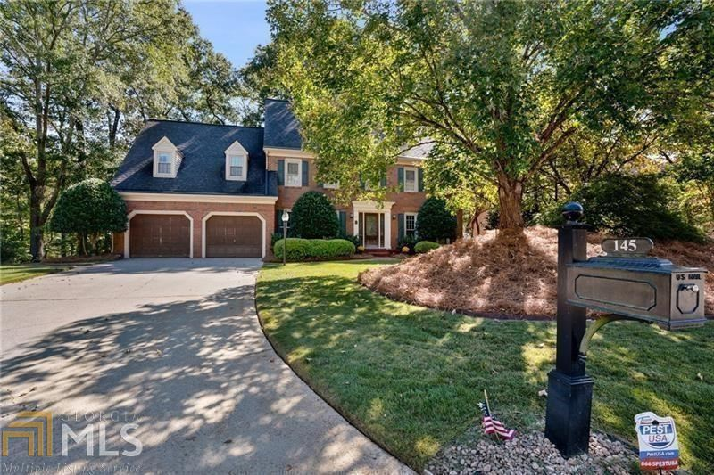 145 Shadowbrook Dr, Roswell, GA 30075 - MLS#: 8875895