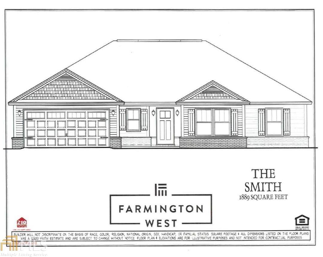 332 Farmington Rd, Statesboro, GA 30458 - #: 8807897