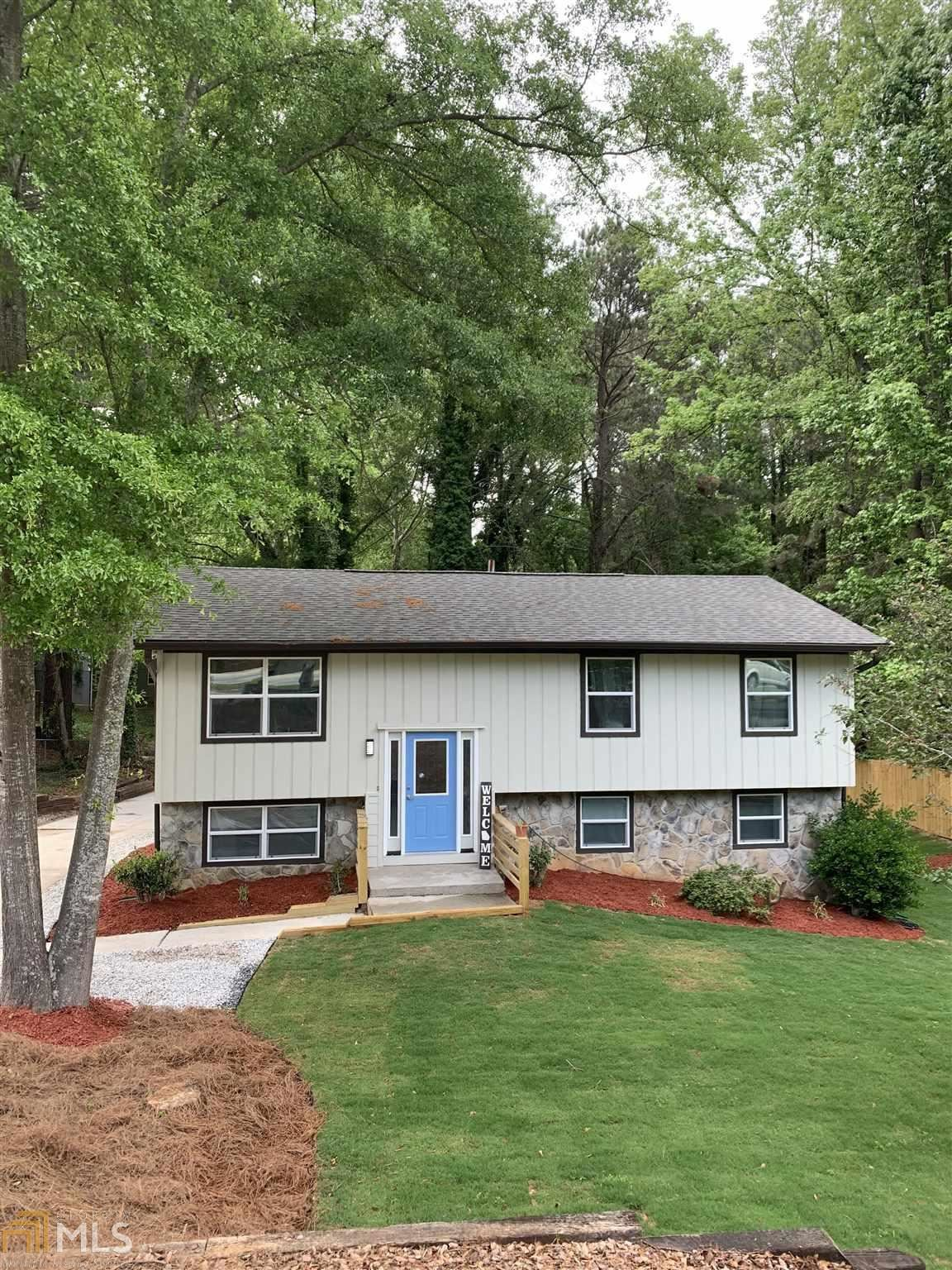 Photo of 2403 S South Hairston Rd, Decatur, GA 30035 (MLS # 8971905)