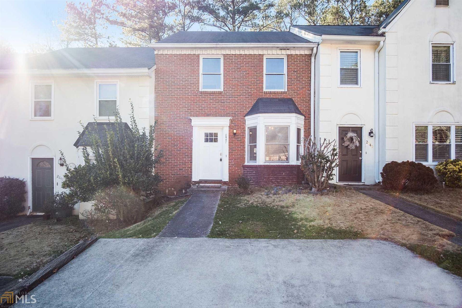 2847 New South, Marietta, GA 30066 - #: 8931906