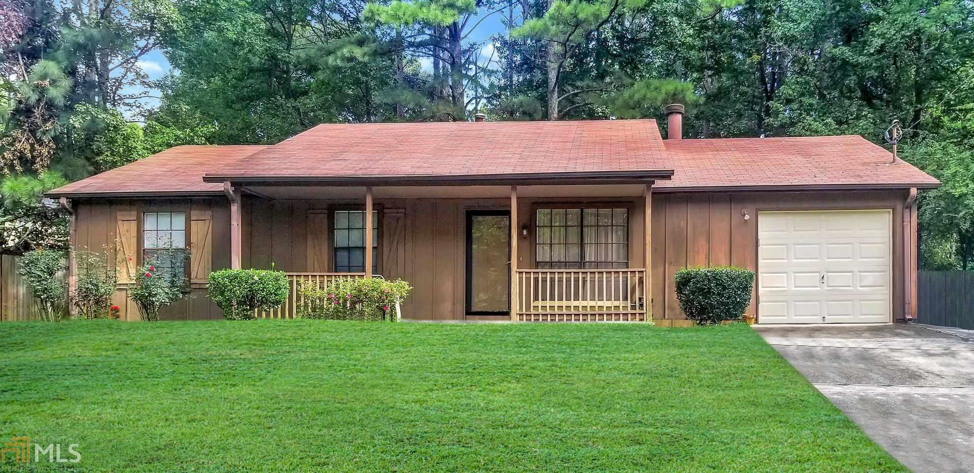 1654 DOWNS XING, Stone Mountain, GA 30088 - #: 8879907