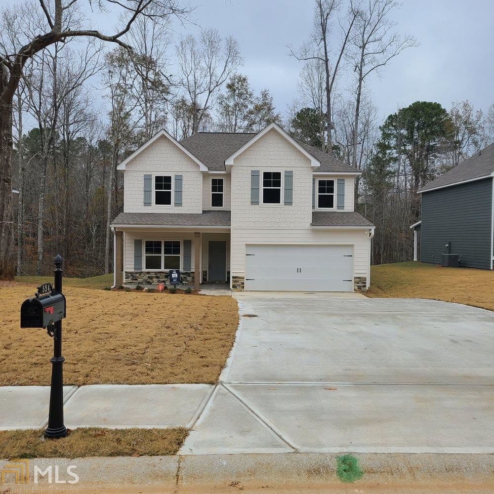554 Clinton Dr, Temple, GA 30179 - MLS#: 8848912
