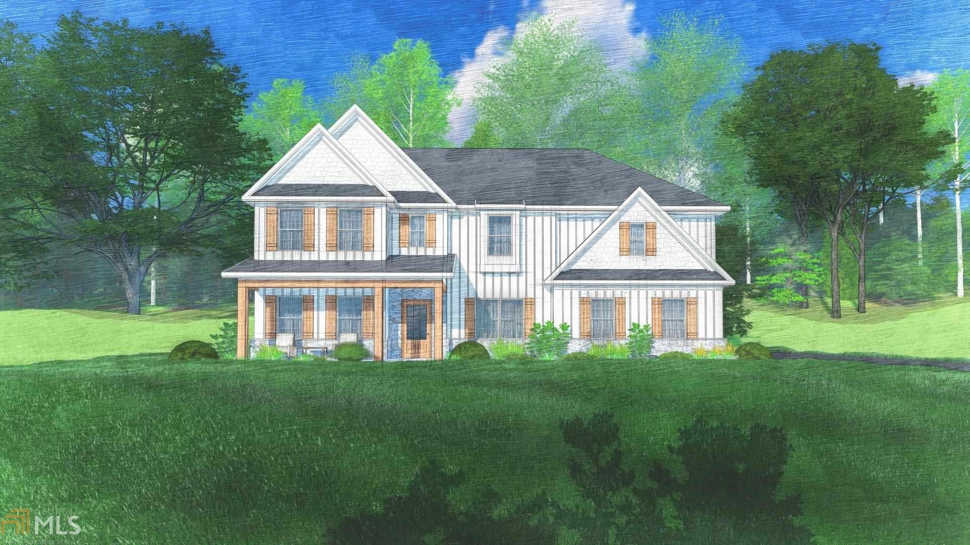 2 Northgate Estates Dr, Palmetto, GA 30268 - MLS#: 8992929