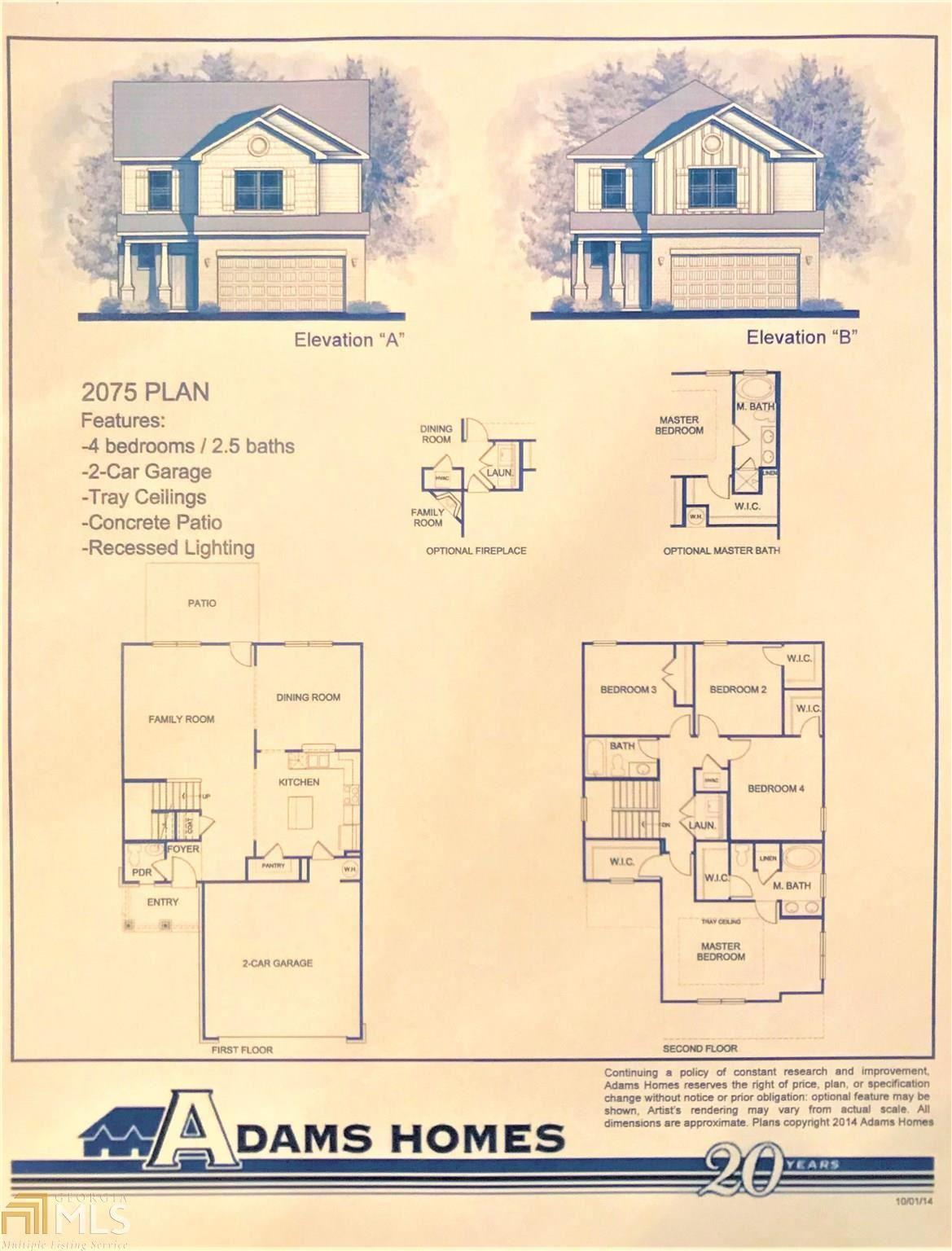 11920 Lovejoy Xing, Lovejoy, GA 30250 - MLS#: 8889931