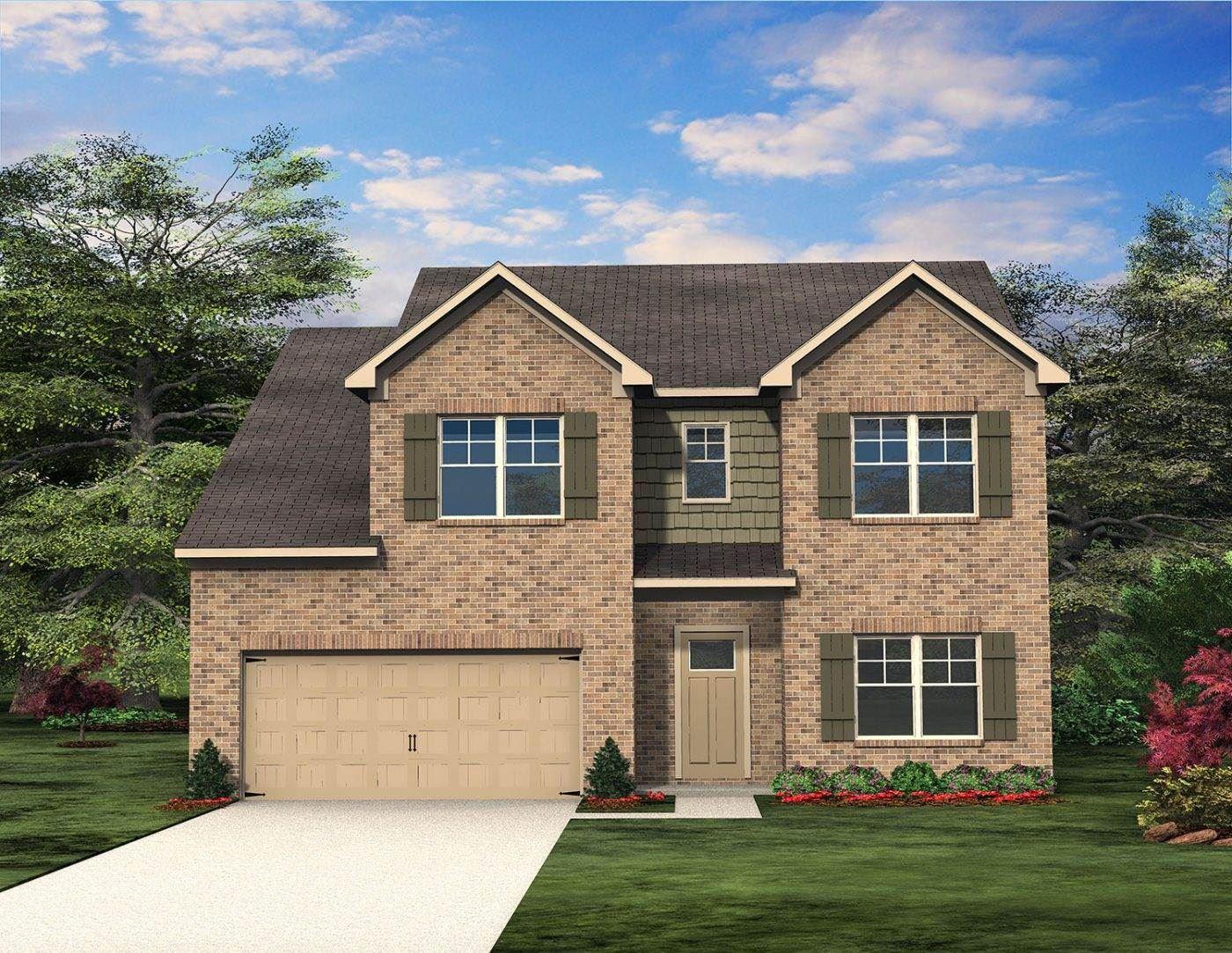 223 Crestbrook Ln, Dallas, GA 30157 - MLS#: 8860938