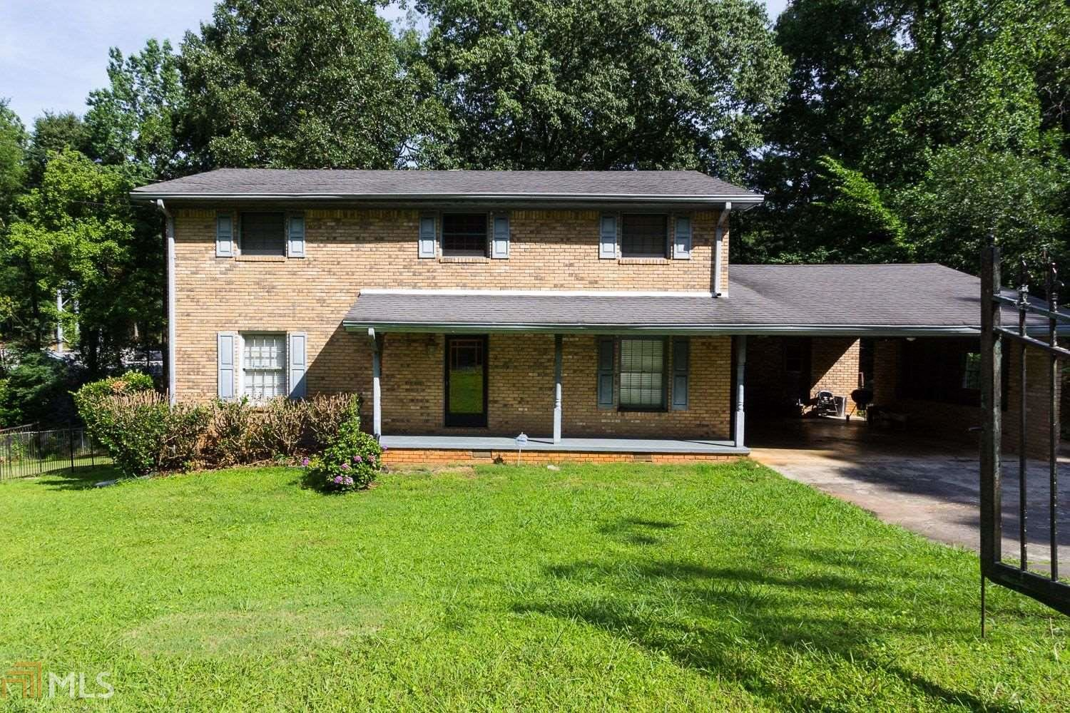 2307 Troy Cove Rd, Decatur, GA 30035 - #: 8814940