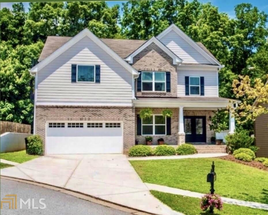 5702 Leaf Ridge Ln, Buford, GA 30518 - MLS#: 8857953
