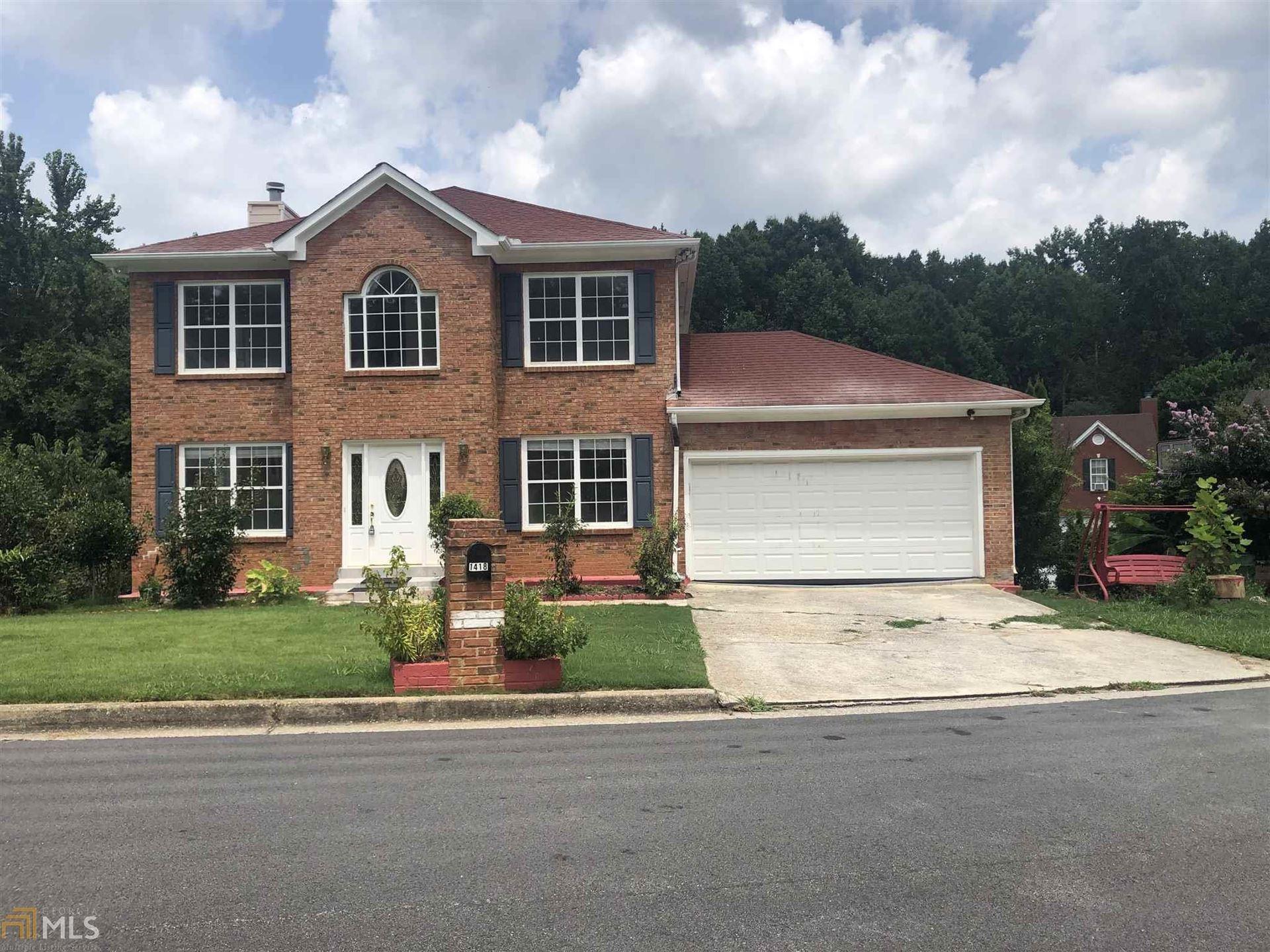 1418 Brookside Manor Ct, Tucker, GA 30084 - MLS#: 8845954