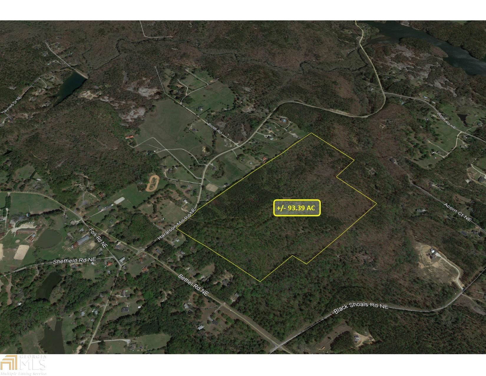 0 Haralson Mill, Conyers, GA 30012 - MLS#: 8869961