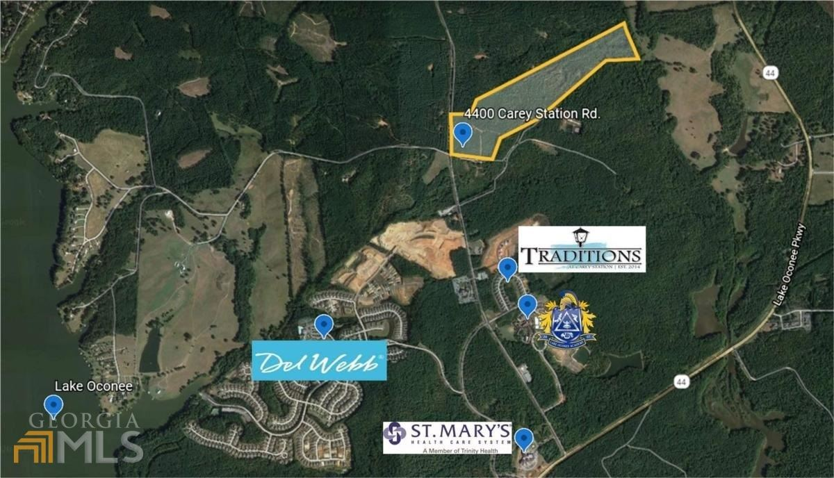4400 Carey Station Rd, Greensboro, GA 30642 - MLS#: 8935966