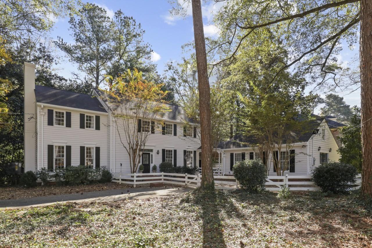 1386 Hanover West Dr, Atlanta, GA 30327 - MLS#: 8892976