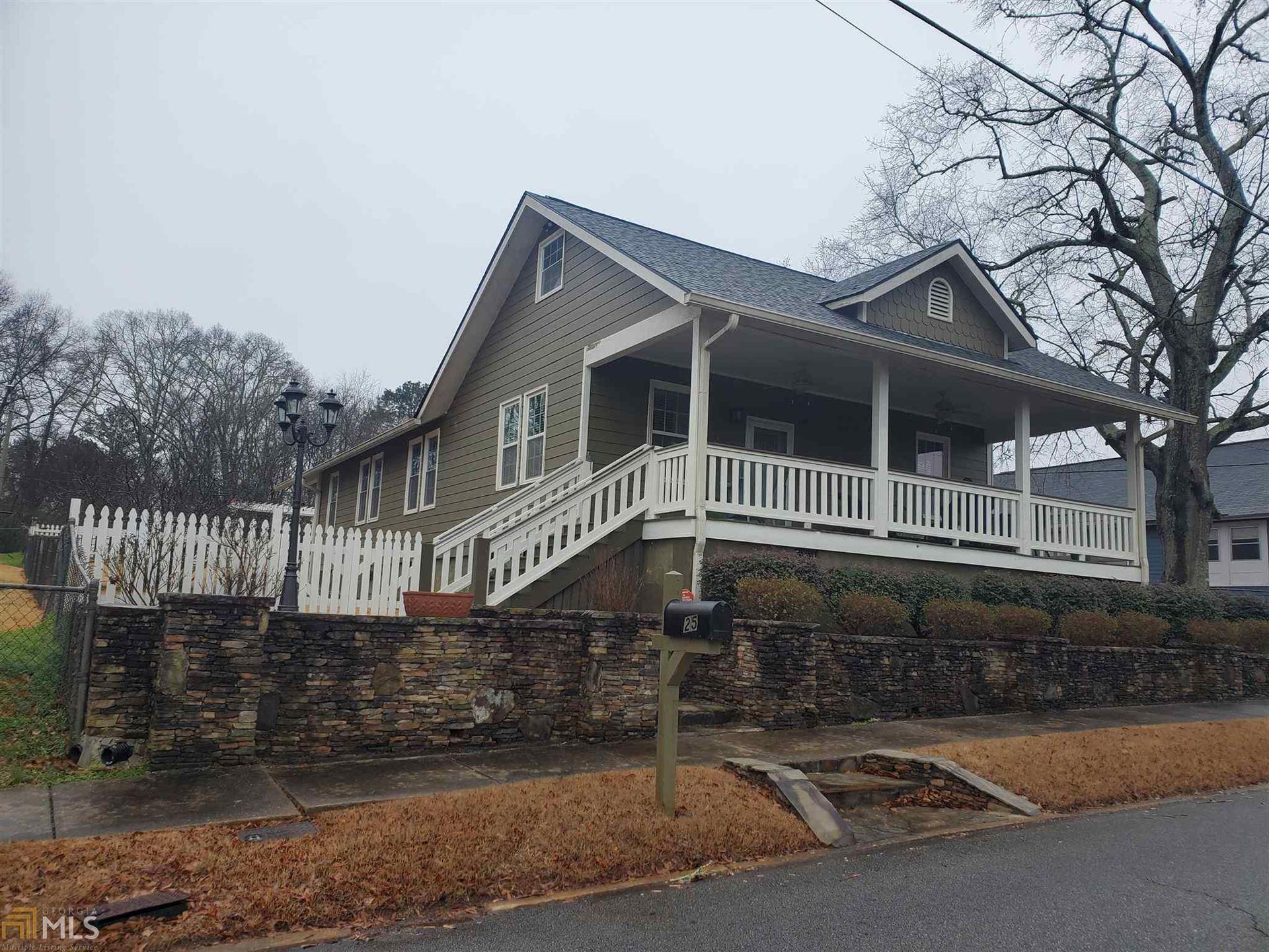 Photo of 25 E Elm St, Porterdale, GA 30014 (MLS # 8926981)