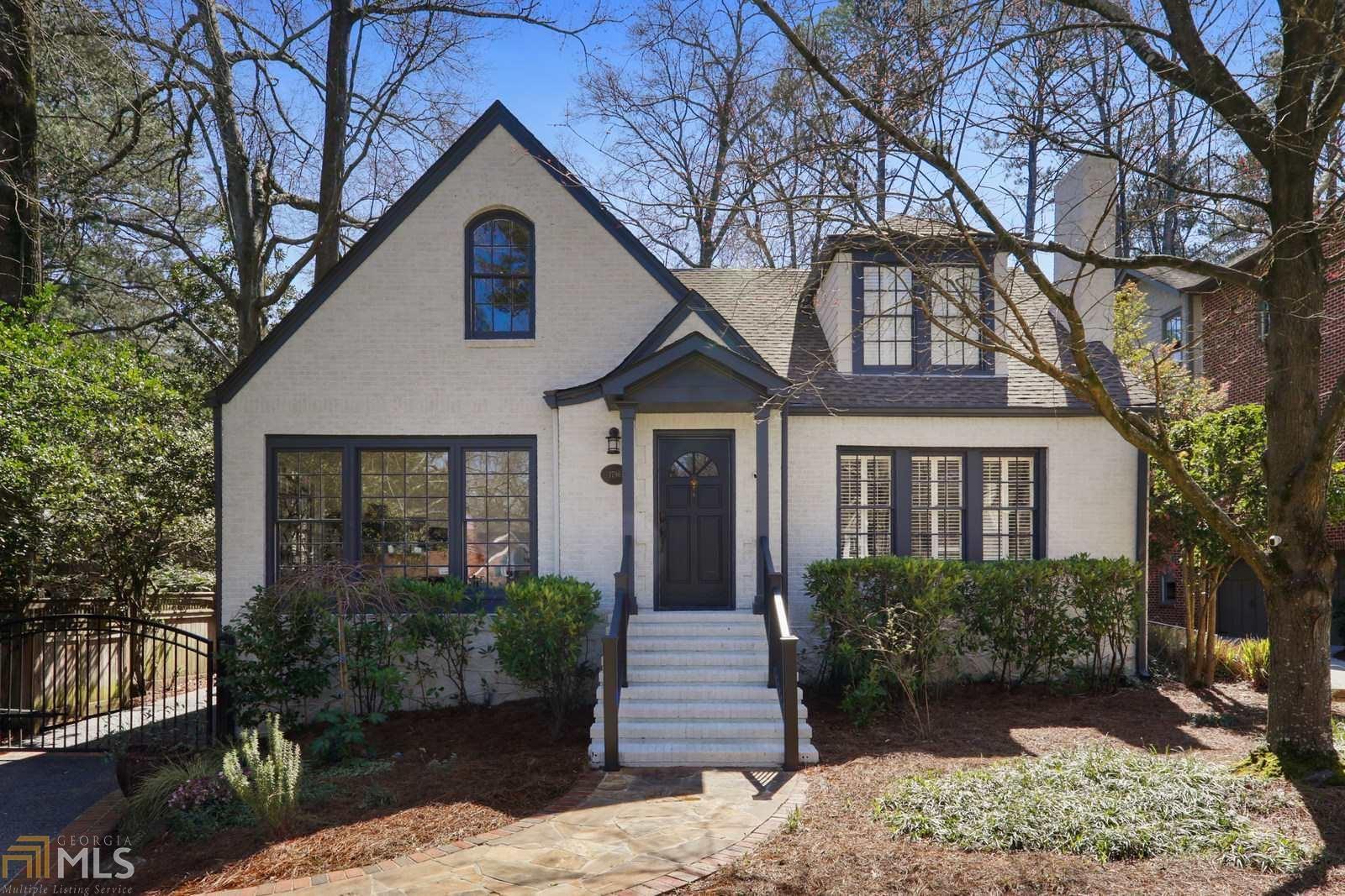 1796 NE Meadowdale Ave, Atlanta, GA 30306 - #: 8748988