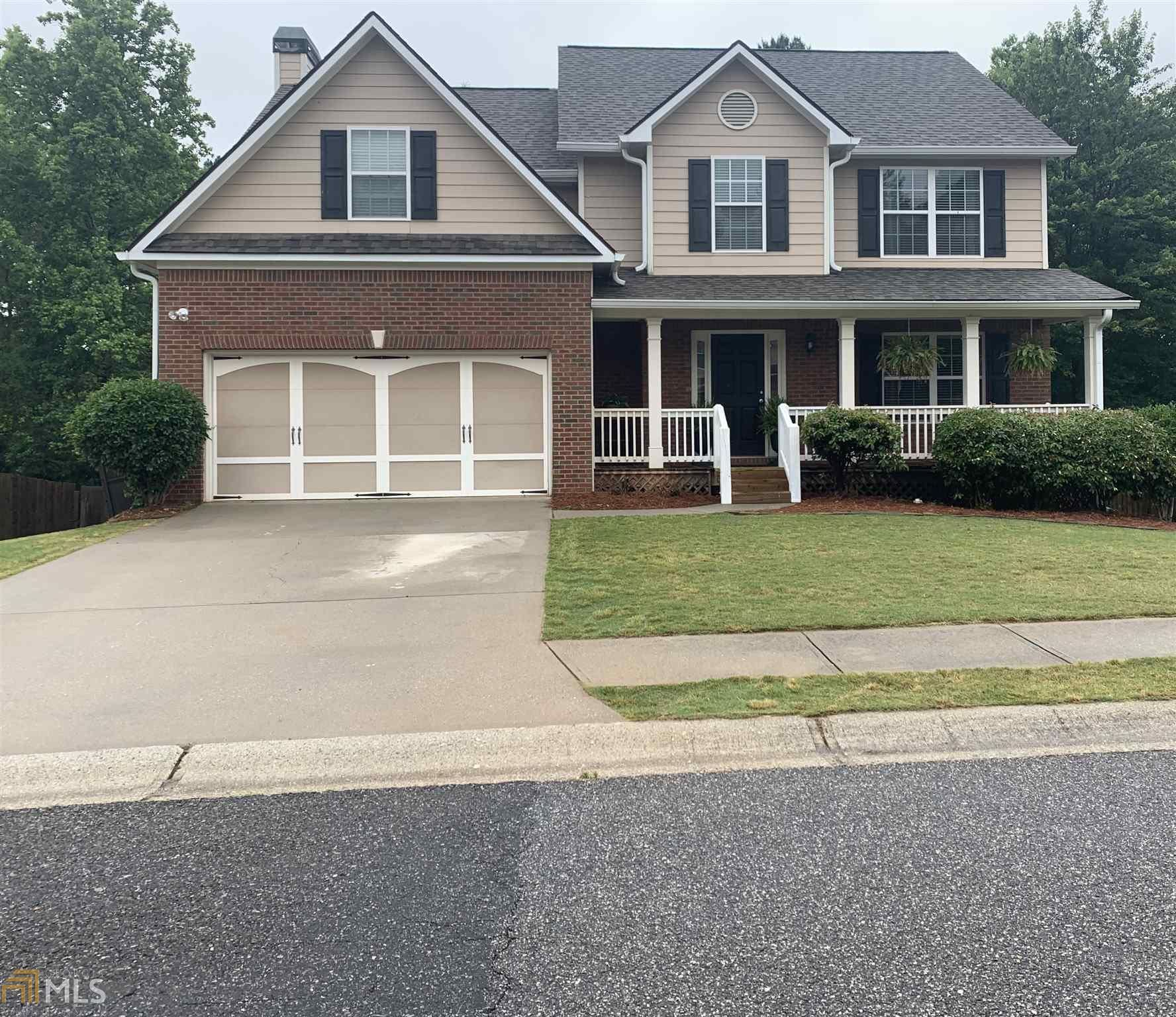 350 Andrew Ridge Dr, Jefferson, GA 30549 - #: 8789992