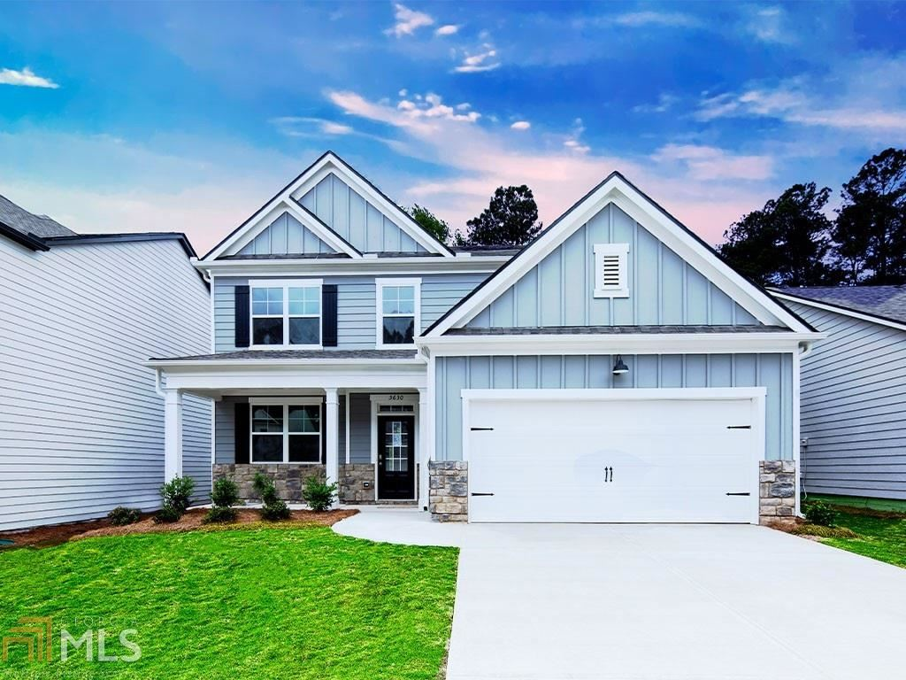 4457 Montberry Ln, Fairburn, GA 30213 - MLS#: 8838996