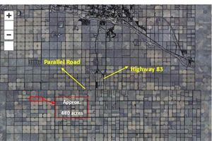 Photo of 0 SW/4 of Section2 (See Remarks), Garden City, KS 67846 (MLS # 14100)