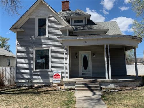 Photo of 210 North Johnson Street, Syracuse, KS 67878 (MLS # 17305)