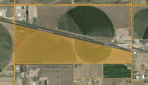 Photo of 0 Tract in N/2 of S14-T24-R33, Garden City, KS 67846 (MLS # 14632)