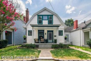 Photo for 216 S Bayly Ave, Louisville, KY 40206 (MLS # 1581030)