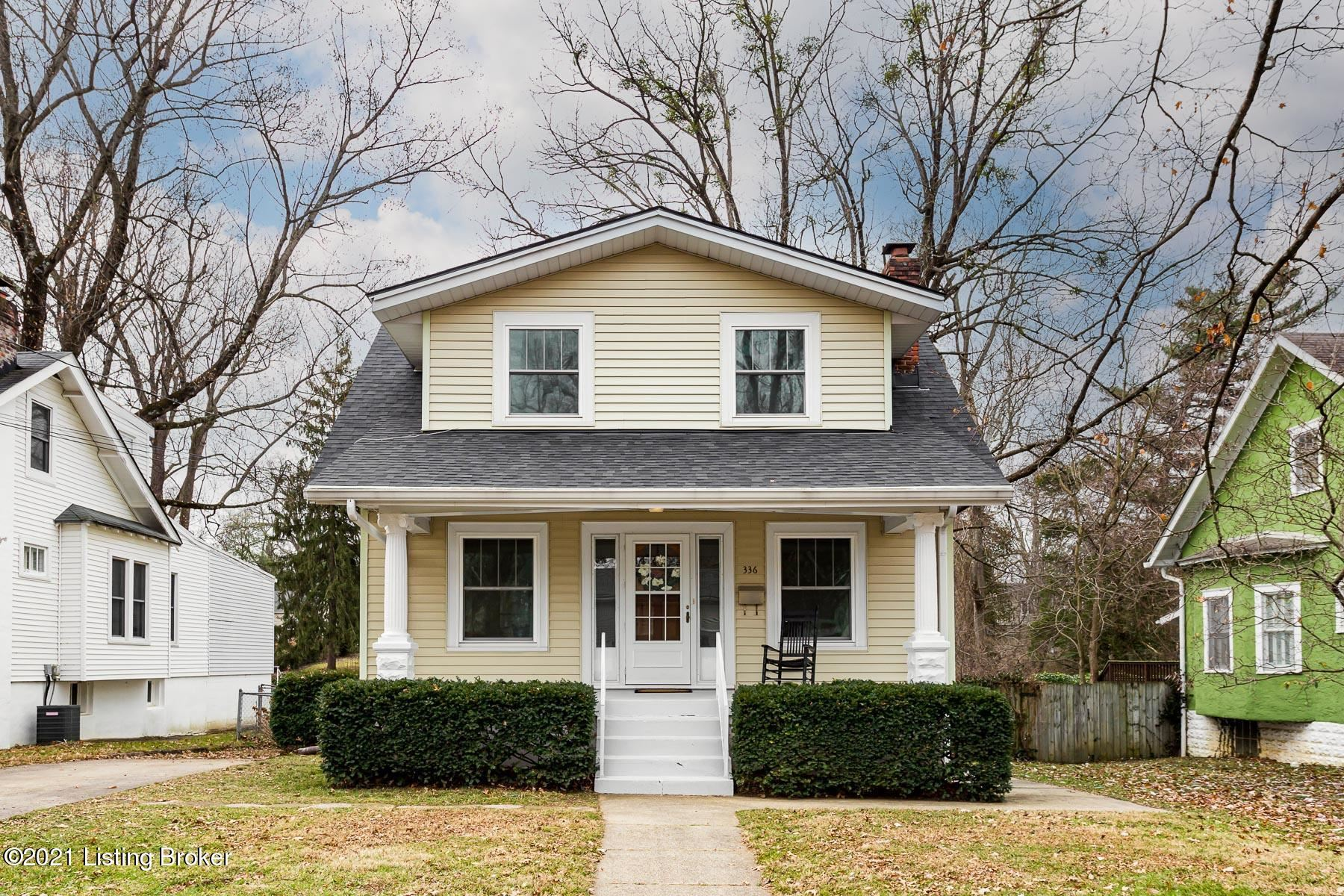 Photo for 336 Winton Ave, Louisville, KY 40206 (MLS # 1577338)