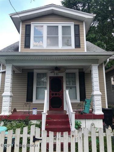Photo of 731 N 33rd St, Louisville, KY 40212 (MLS # 1599488)
