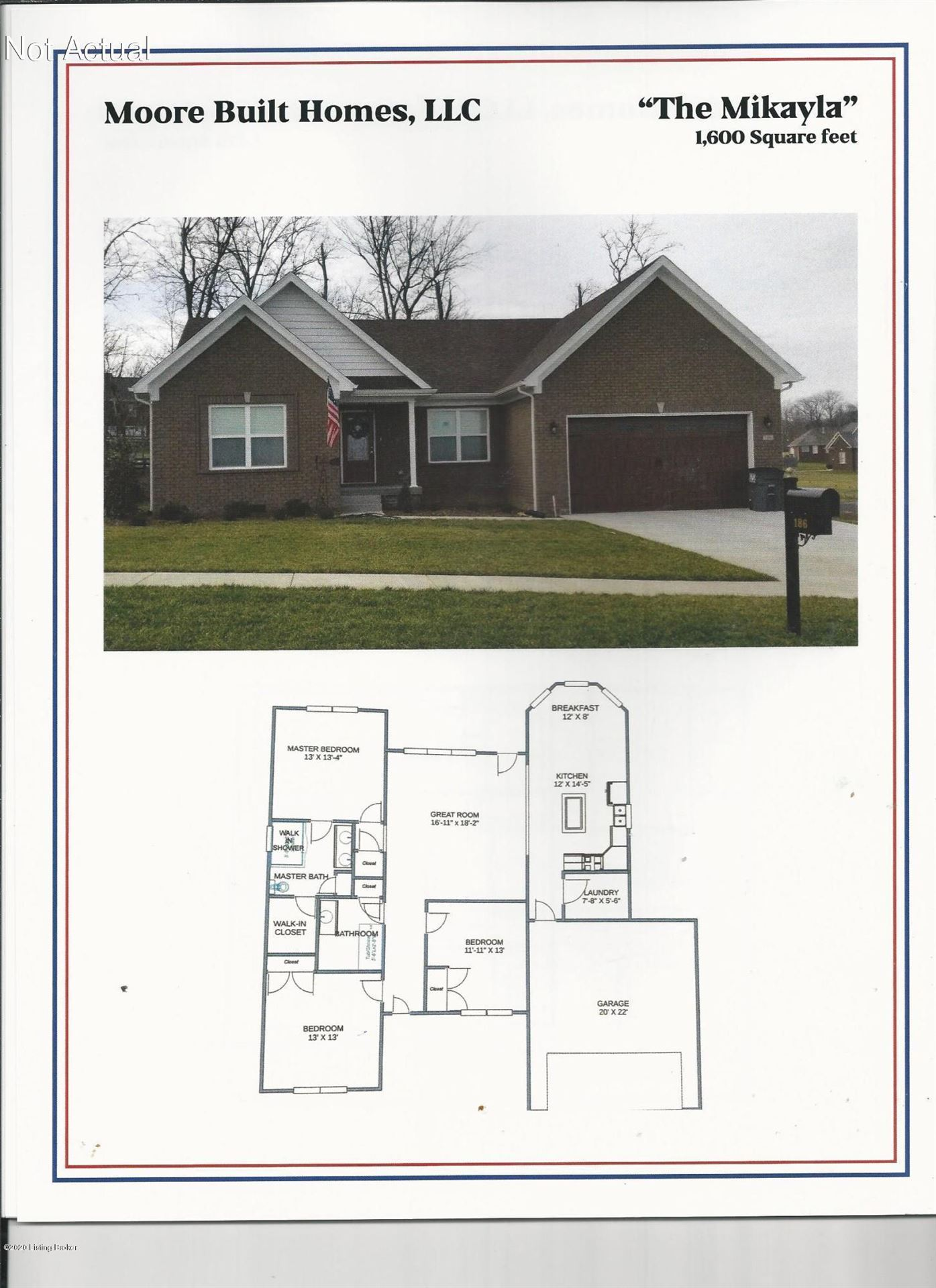 Photo of 0 Turnpike Ave, Taylorsville, KY 40071 (MLS # 1572522)