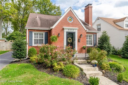 Photo of 503 Bauer Ave, Louisville, KY 40207 (MLS # 1598686)