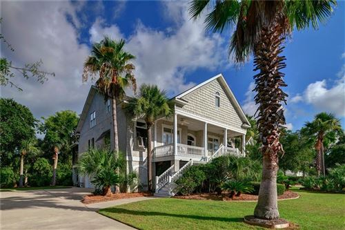 Photo of 112 Southpoint Drive, Saint Simons Island, GA 31522 (MLS # 1620204)