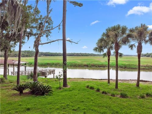 Photo of 156 Hampton Point Drive, Saint Simons Island, GA 31522 (MLS # 1612236)