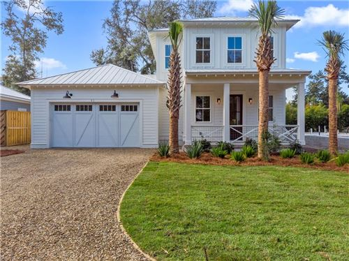 Photo of 41 Glynn Oaks Lane, Saint Simons Island, GA 31522 (MLS # 1608305)