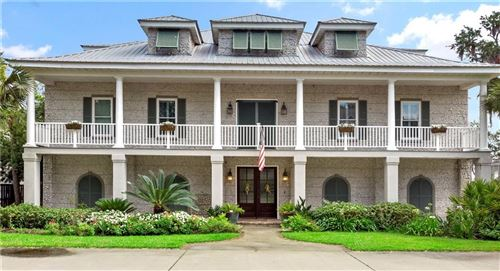 Photo of 105 Pirates Cove, Saint Simons Island, GA 31522 (MLS # 1610408)