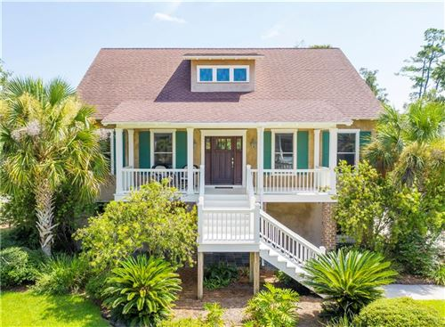 Photo of 127 Strother Place, Saint Simons Island, GA 31522 (MLS # 1620440)